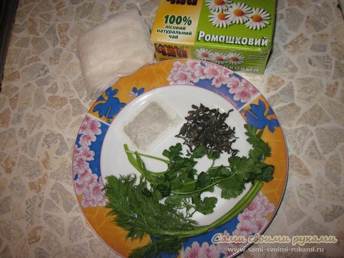 чай из петрушки для похудения отзывы