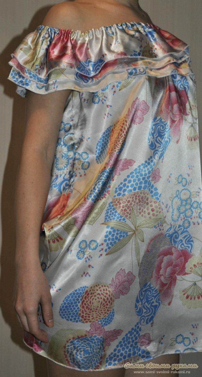 Сшить домашнюю одежду своими руками фото