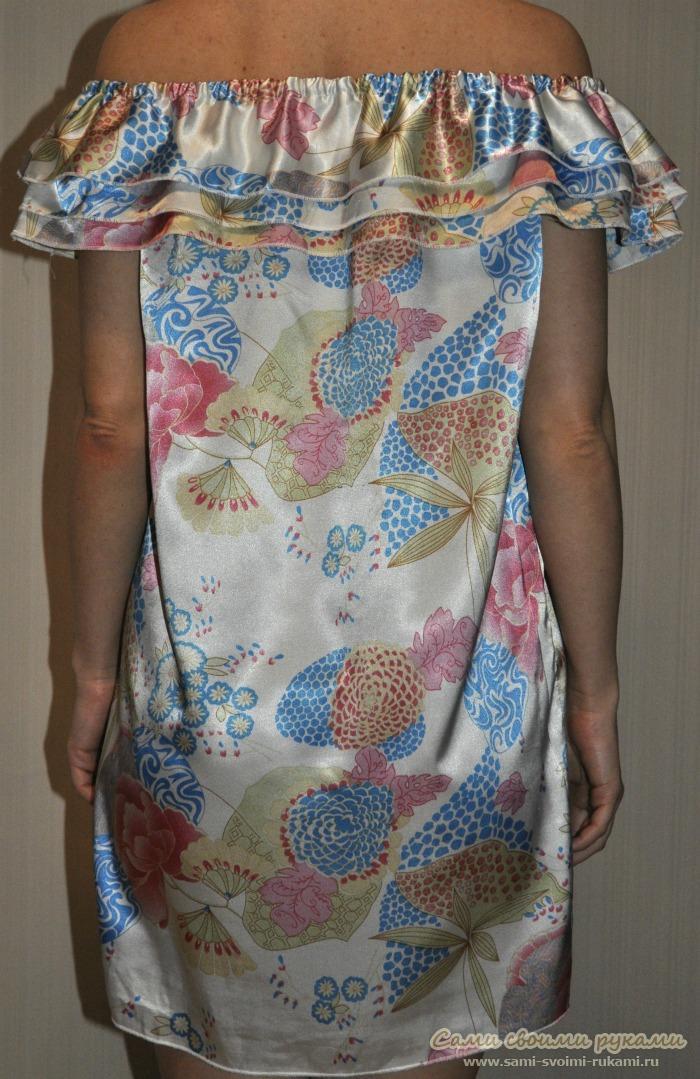 126102 байтДобавлено.  Домашнее платье как сшить фото.