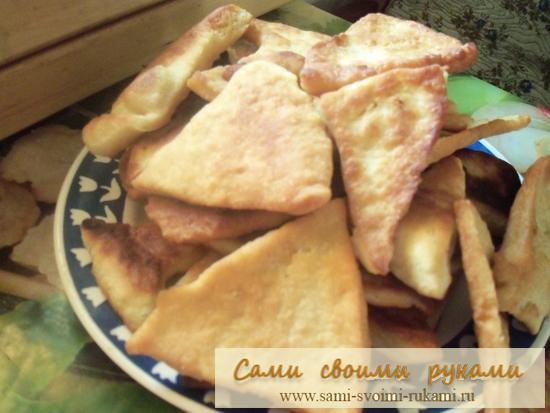 Простые печеньки - рецепт