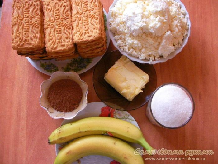 Торт из печенья своими руками рецепт с