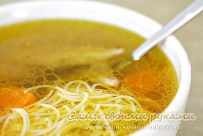 Пересолила суп, что делать?