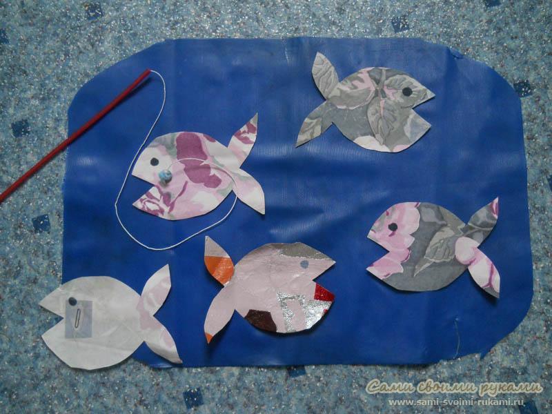 Игрушка Ловись Рыбка