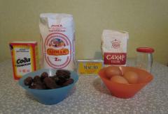 Печенье с финиками и кунжутом (песочное) - рецепт, фото, мастер класс