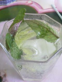 Мохито - домашний рецепт (лайм, мята)