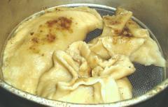 Китайские пельмени Цзяо цзы, как приготовить - рецепт с фото