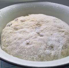 Ромовая баба - рецепт с фото