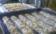 Палочки с сыром