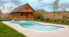 Строим бассейн в частном доме своими руками - описание