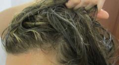 Отвар от выпадения волос из аира
