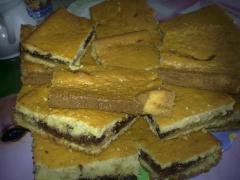 Пирог – пятиминутка с джемом