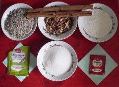 Как сделать халву из семечек, корицы и орехов - рецепт с фото