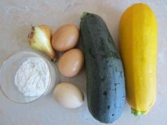 Как приготовить блинчики из кабачков - рецепт с фото
