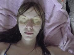 Отвар шалфея для усталых глаз