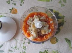 Котлеты из индейки, фаршированные сыром