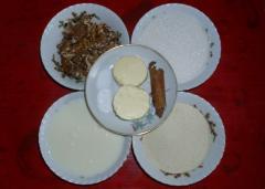 Халва из грецких орехов (по-гречески) - рецепт с фото
