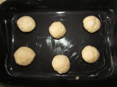 Творожные булочки к завтраку на скорую руку - рецепт, фото