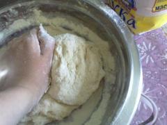 Коржики молочные - рецепт с фото