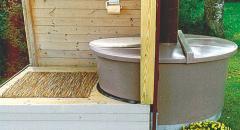 Торфяной туалет для дачи своими руками - инструкция по установке и эксплуатации