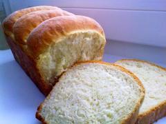 Белый хлеб Аманитский