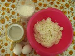 Творожные сырники - рецепт приготовления