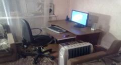 Как сделать компьютерный стол