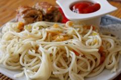 Как правильно варить спагетти (сколько минут)