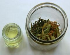 Крем-бальзам для кожи (череда, липа)