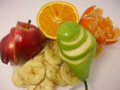 Домашние фруктовые чипсы
