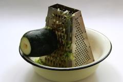 Несладкий торт из овощей