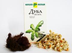 Лечебная маска от выпадения волос на основе целебных растений и коры
