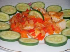 Блюда из болгарского перца