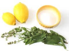 Как сделать домашний лимонад с мятой