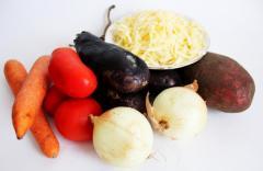 Запеченные овощи - Осенний вальс