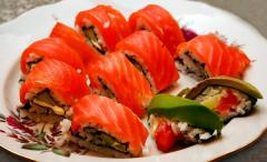 Рецепты суши, роллов  - делаем дома