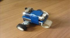 Простой робот, как сделать в домашних условиях - фото, схема
