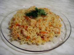 Блюда из куриного филе