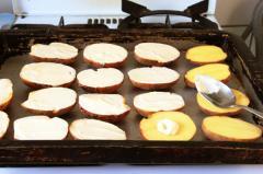 Рецепт лодочек из картофеля