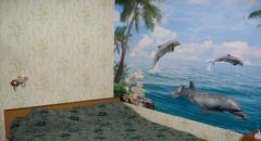 Как визуально увеличить пространство в комнате - декоративный ремонт