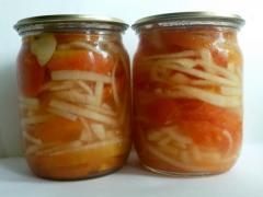 Заготовки из помидор на зиму