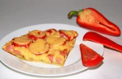 Пицца с картошкой