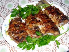 Блюда из карася - подборка рецептов