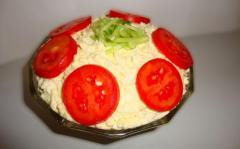 Праздничные блюда - красиво и вкусно