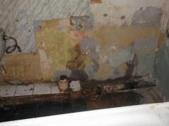 Замена труб на полипропиленовые в ванной комнате, совмещенной с туалетом