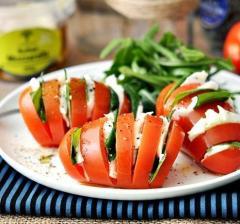 Блюда из помидоров