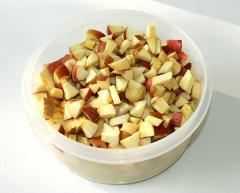 Заготовки из яблок для пирога