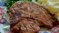 Блюда из свинины