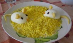 Блюда из яиц (перепелиных, куриных)