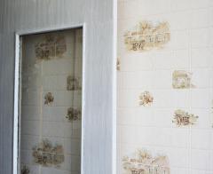 Декор межкомнатной двери - как старой двери придать новый вид