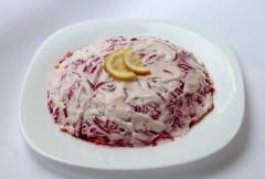 Рецепт селедки под шубой